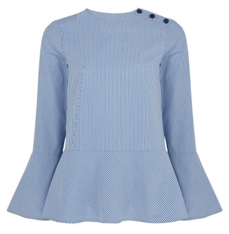Limited edition blouse, £29.50.