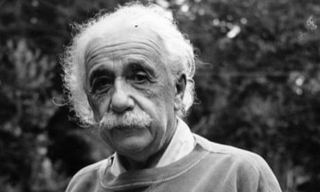 Einstein's travel diaries reveal 'shocking' xenophobia