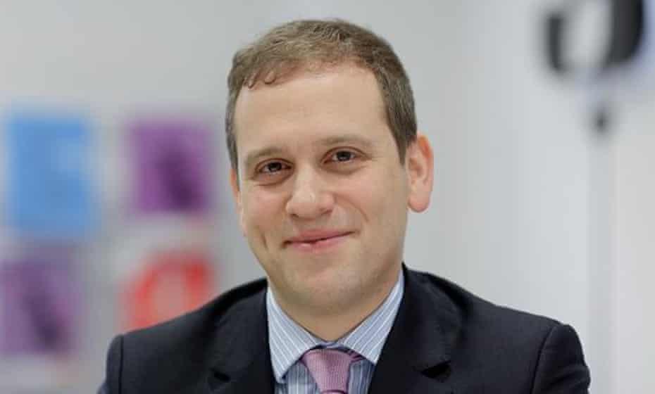 Adam Marshall, director general of British Chambers of Commerce