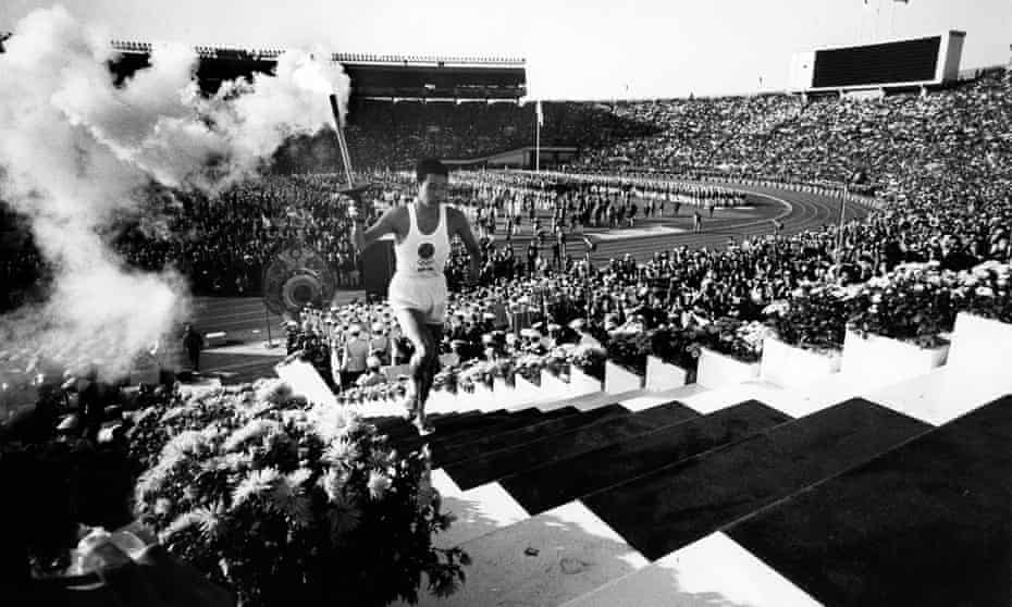 The 1964 Games helped Japan shed its pariah status after the second world war.