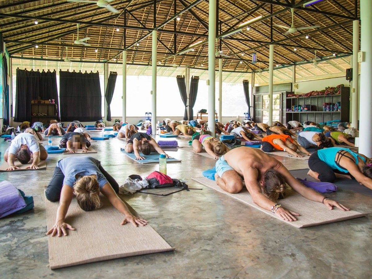 Under Swami S Spell 14 Tourists Claim Sexual Assault By Guru At Thai Yoga Retreat Thailand The Guardian