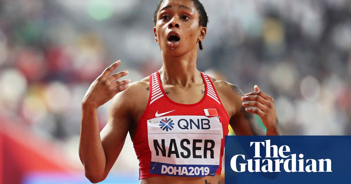 World 400m champion escapes ban after tester knocked on wrong door
