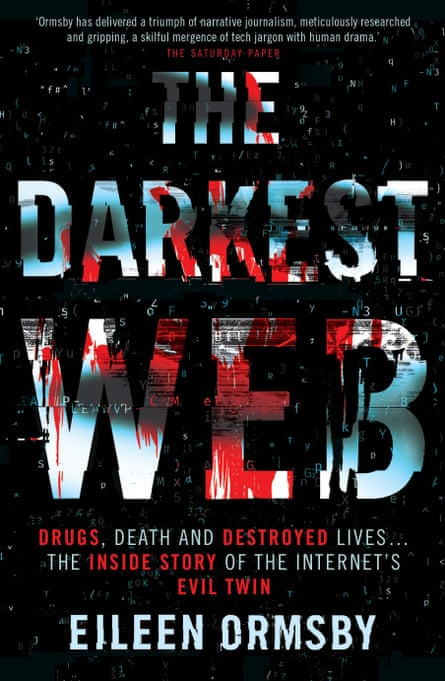 Eileen Ormsby's The Darkest Web -book cover