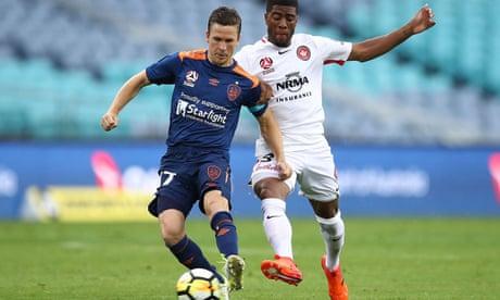 A-League: Roar snatch win as injuries hit Wanderers