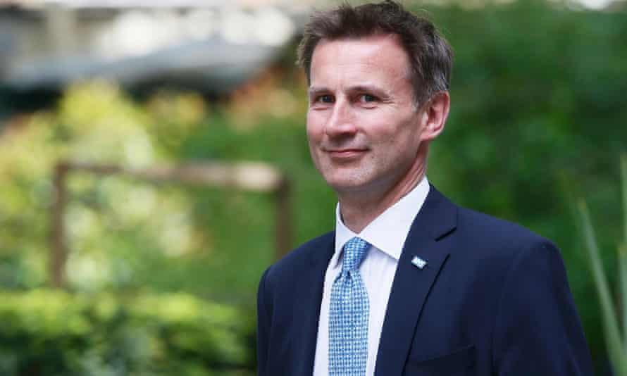 Jeremy Hunt has said the figure would be the 'maximum' number ministers could hope to recruit
