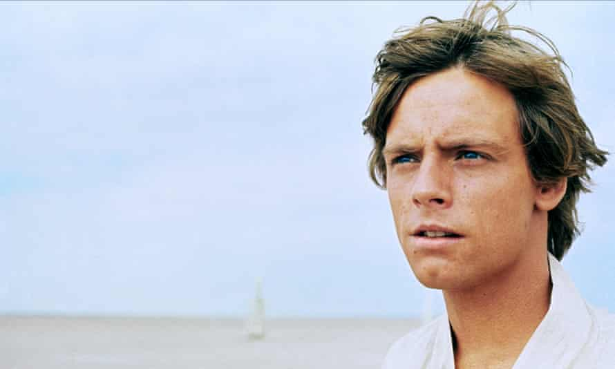 'I'd say it is meant to be interpreted by the viewer' ... Mark Hamill on the sexuality of Luke Skywalker.