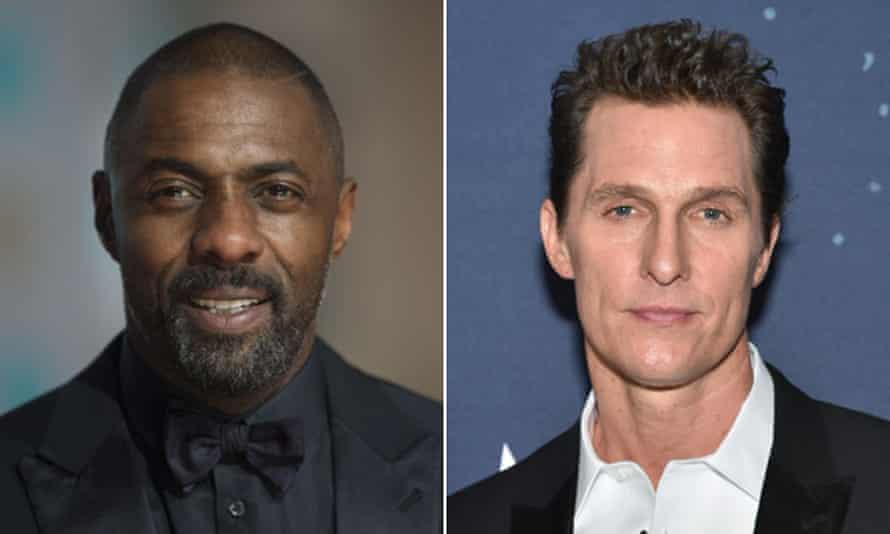 Idris Elba and Matthew McConaughey will star in 'The Dark Tower' film, an adaptation of Stephen King's magnum opus.