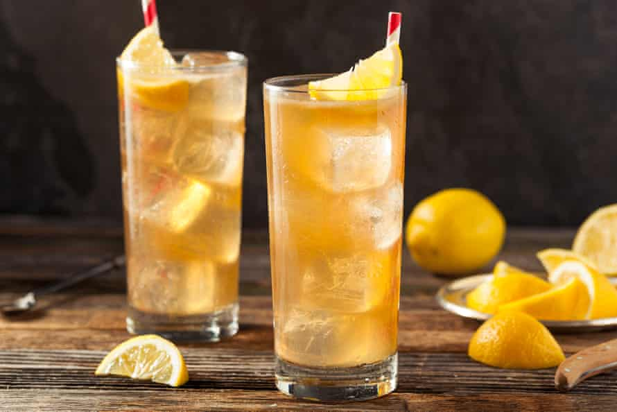 For a boozy version of iced tea and lemon, try Missy Flynn's Arnold palmer.