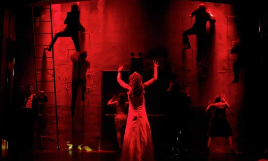 Carrie: The Musical, off-Broadway, 2012.