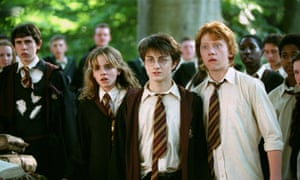 A still from the film Harry Potter and the Prisoner of Azkaban