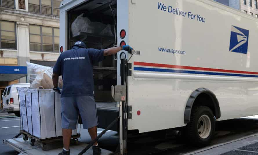 '91 percent of Americans hold a favorable view of the USPS.'