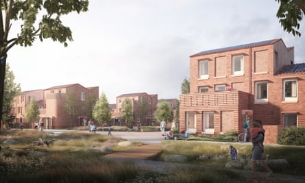 'We're going above and beyond' … CGI of Burnholme View.