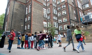 Christopher Hatton School in Holborn, London was forced to install air purifiers in classrooms due to dangerous pollution levels