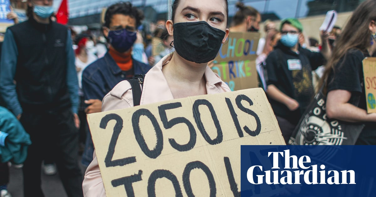 Language used to describe the climate becoming more urgent, study finds