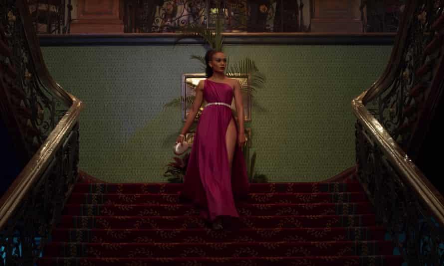 Pearl Thusi as Queen Sono.