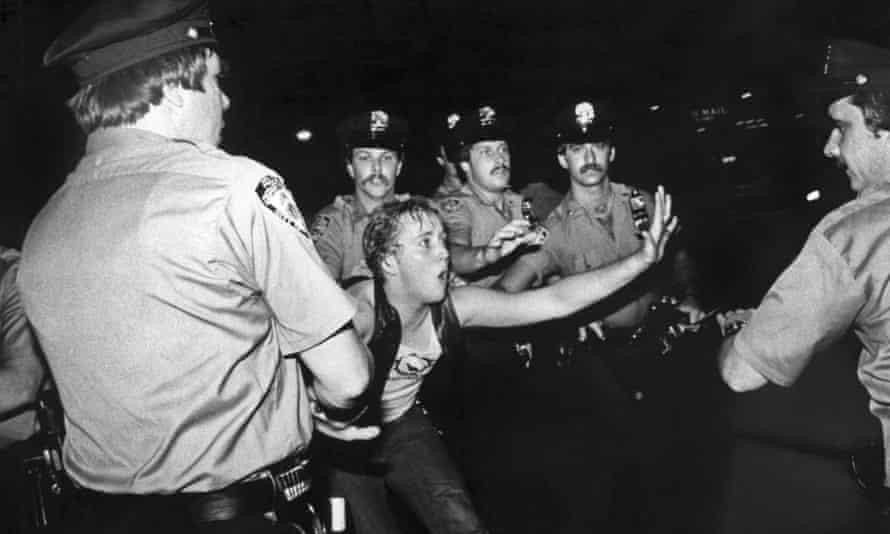 Stonewall riots, New York 1969