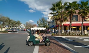 Large parts of Florida, which has experienced a population influx in recent years, are now considered more favorable due to warming temperatures.