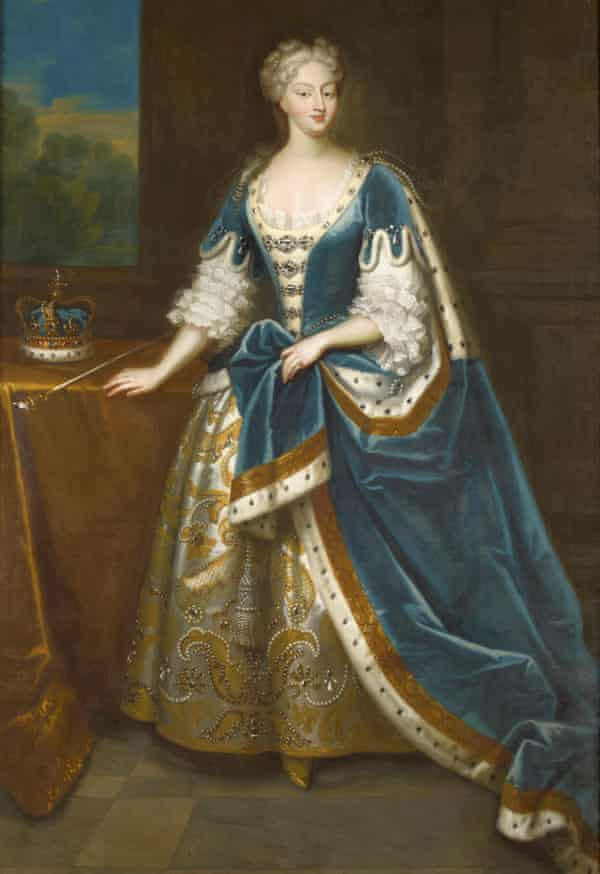 Inoculation pioneer … Caroline of Ansbach in a portrait by Enoch Seeman.