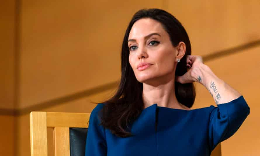 Angelina Jolie said sexual violence could be confronted: 'What is missing is the political will.'