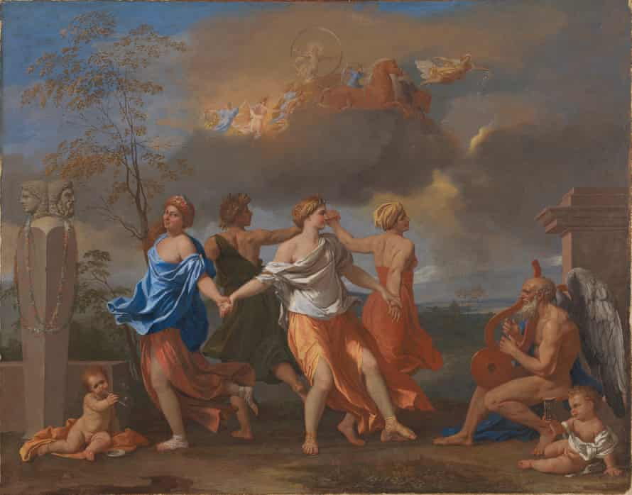 A Dance to the Music of Time, 1634-6.