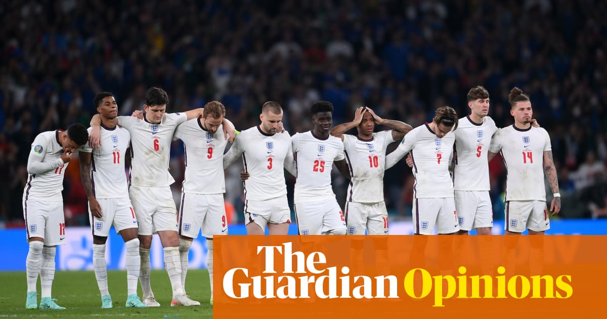 The Guardian view on Rashford, Sancho and Saka: let down by dog whistles from Downing Street