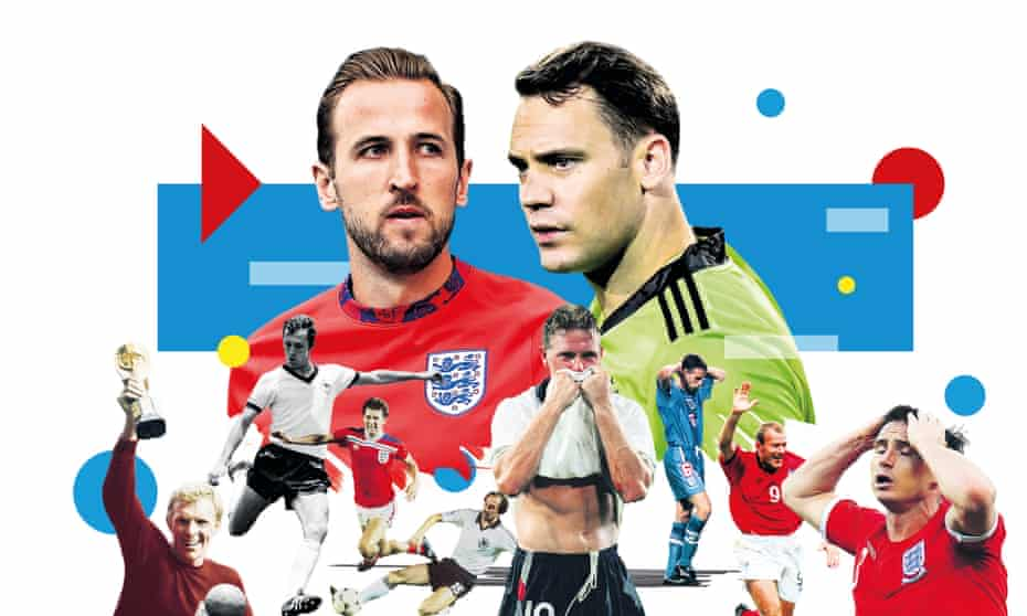 England v Germany is a moment that will define the progress of Gareth Southgate's England.