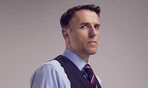 England women's football team manager, Phil Neville.