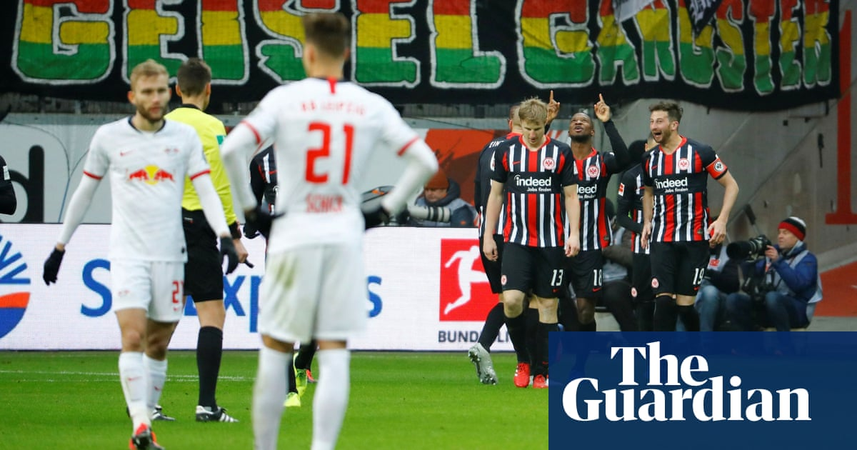Nagelsmann reads the riot act after Leipzigs rude awakening in Frankfurt | Andy Brassell