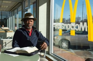 'McDonald's wasn't just central to my friends, it was important to everyone in the neighborhood.'