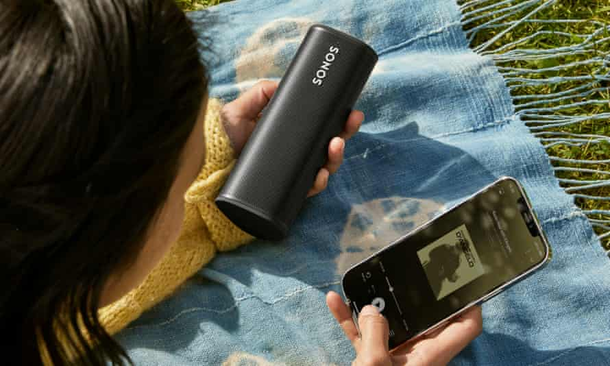 The Sonos Roam is just at home indoors on wifi as outdoors with Bluetooth.