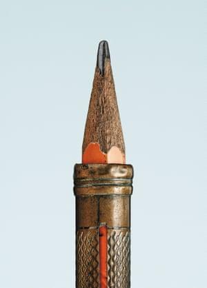 Thomas Heatherwick's pencil