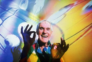 Timothy Leary, the LSD activist turned computerised hallucination designer, died of cancer in 1996 at the age of 75.
