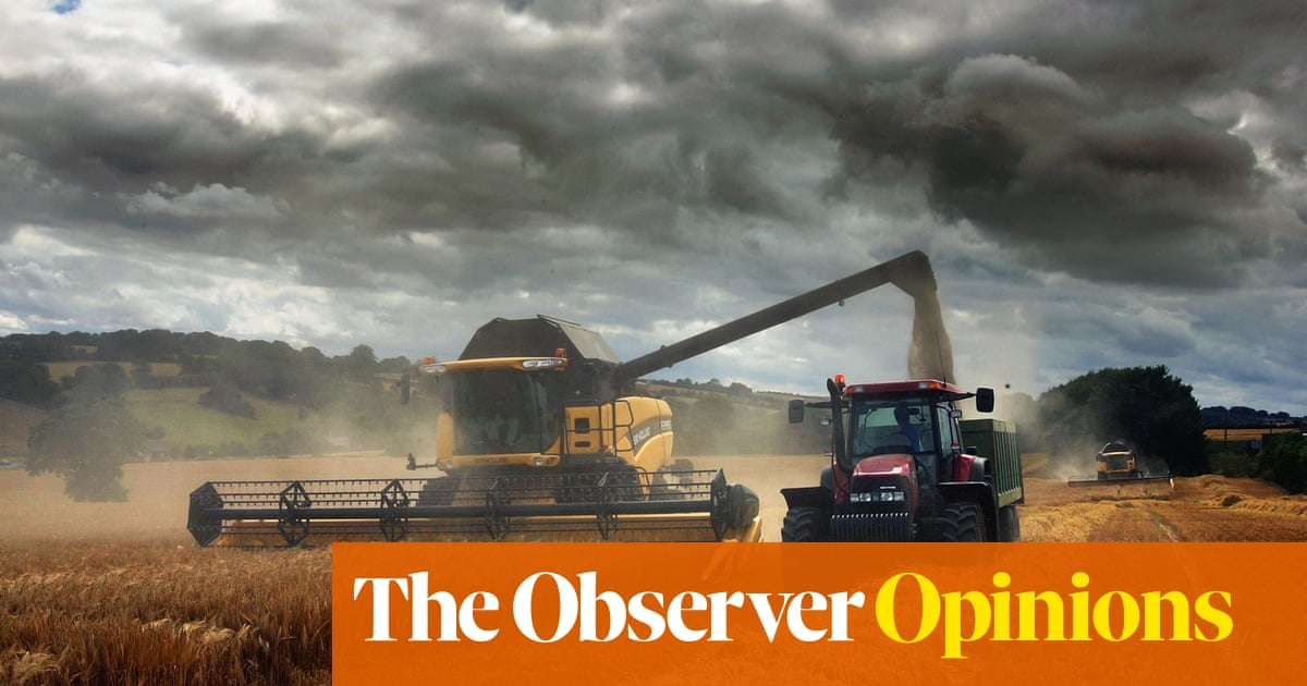 Just when we need them most, farmers face an unsure future. Let's heed their voices