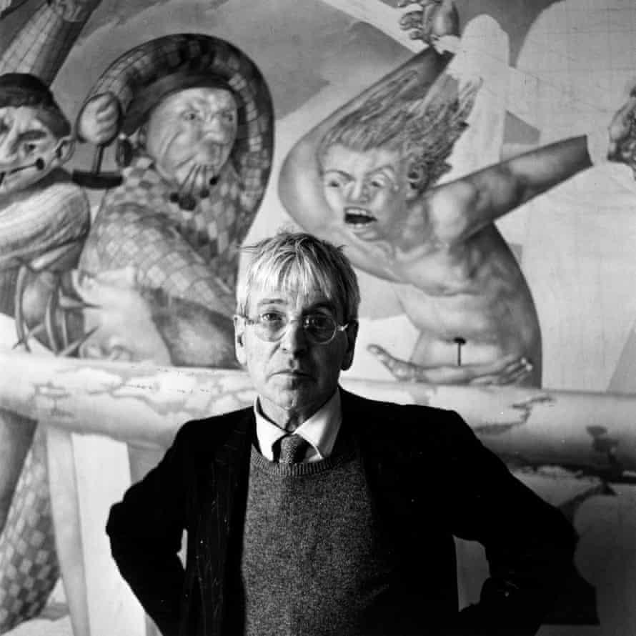 Stanley Spencer in 1958.