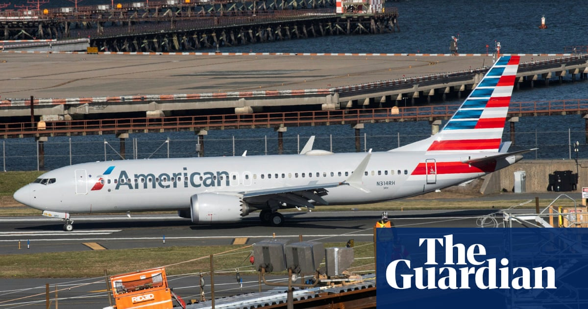 Boeing 737 Max returns to US skies for first time in 21 months