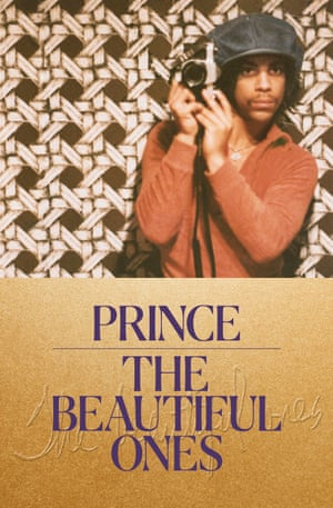 """This cover image released by Spiegel & Grau shows """"Prince: The Beautiful Ones,"""" the memoir Prince started but didn't finish before his 2016 death. """"The Beautiful Ones"""" goes on sale, Tuesday, Oct. 29, 2019. (Spiegel & Grau via AP)"""
