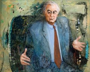Portrait of Gough Whitlam, Parliament House art collection.