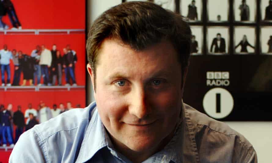 Ben Cooper, the Radio 1 controller