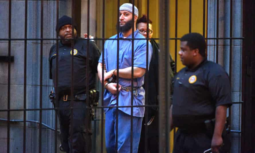 Convicted killer Adnan Syed, subject of Serial podcast, makes his case for a retrial.