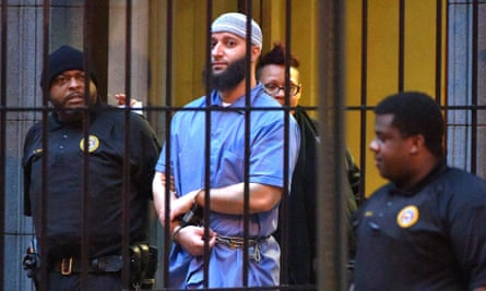 Adnan Syed was convicted in 2000 of strangling 17-year-old Hae Min Lee.
