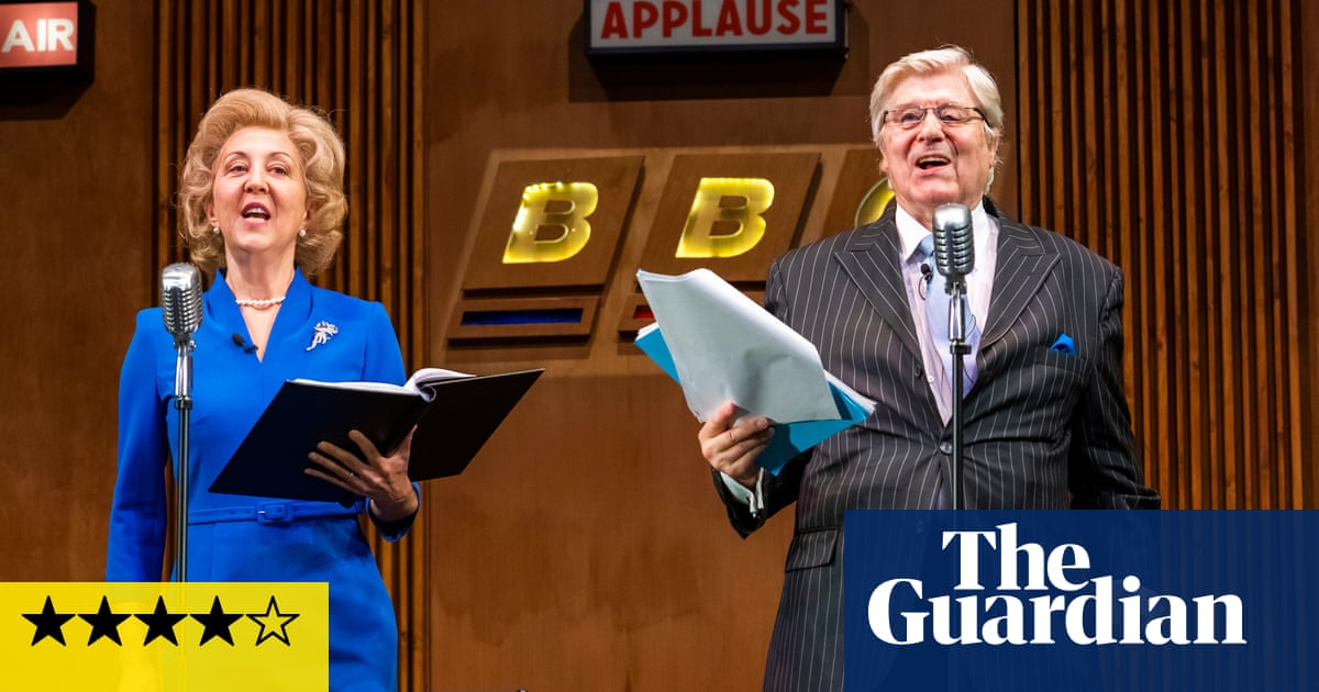 Maggie & Ted review – two Tory prime ministers, one long spat
