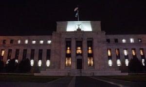 US Federal Reserve.