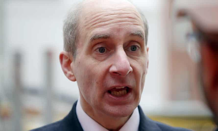 Andrew Adonis says the highly paid should set an example at a time of pay restraint.