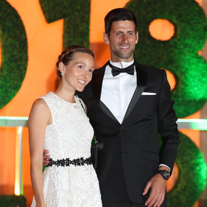 No Vaxx Djokovic Why His Spiritual World View Can Have A Dangerous Side Novak Djokovic The Guardian