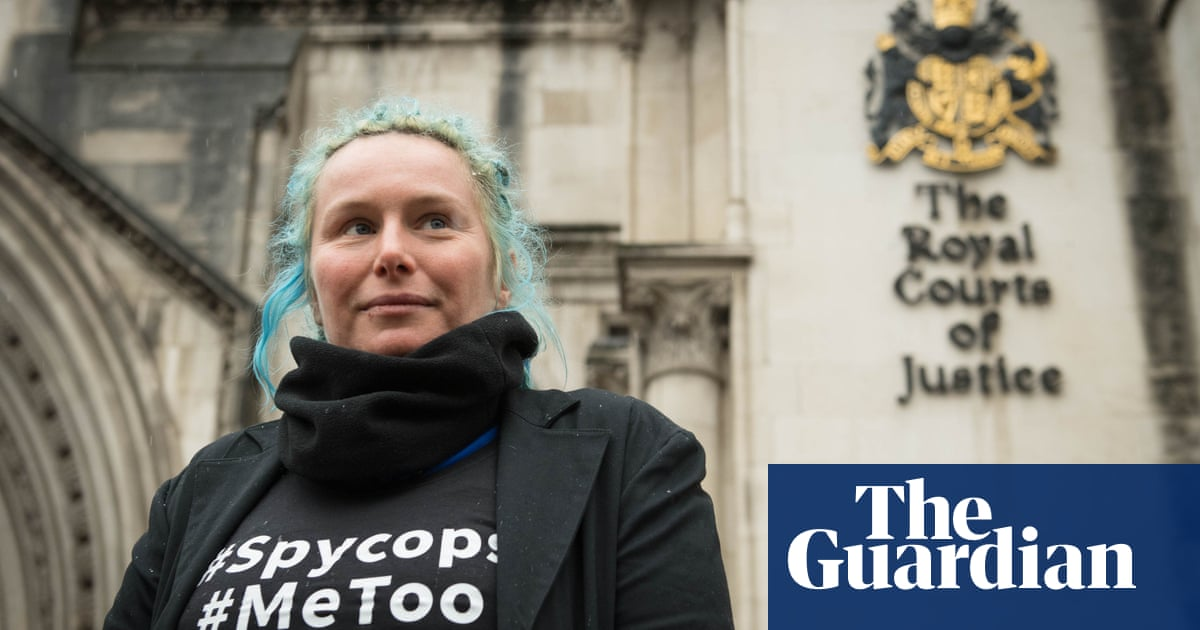 Kate Wilson: after spy cops case the Met is beyond redemption