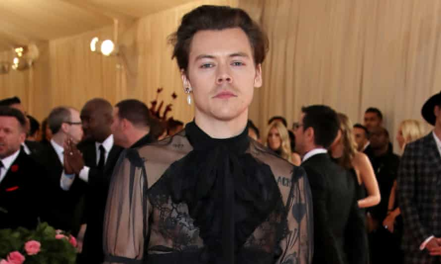 Harry Styles in May 2019.