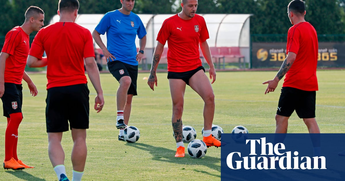 d0b7a4ab4 Serbia 2018 World Cup team guide  tactics
