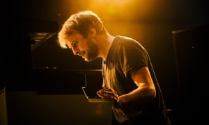 The German pianist and composer Nils Frahm.