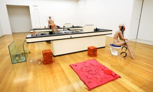 I Give You All My Money, the installation Cathy Wilkes presented during her Turner Prize nomination in 2008.