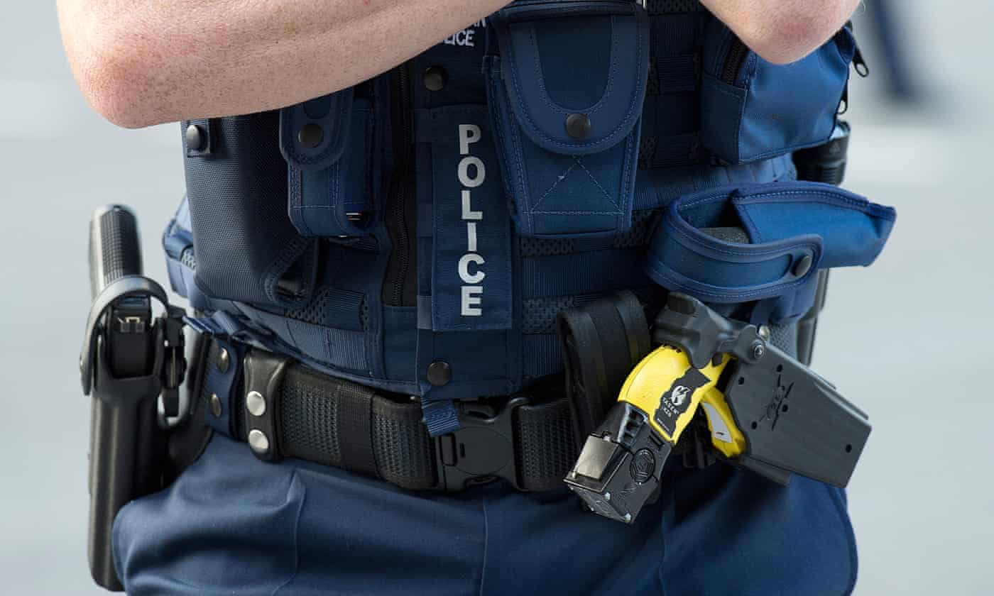 Queensland police taser girl with cerebral palsy at Townsville school